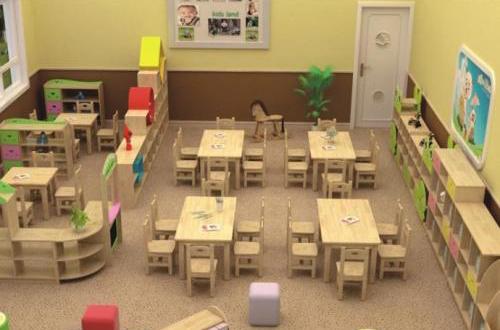 成都幼儿园家具选购误区介绍,今天你踩雷了吗