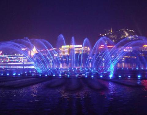 音乐喷泉视频