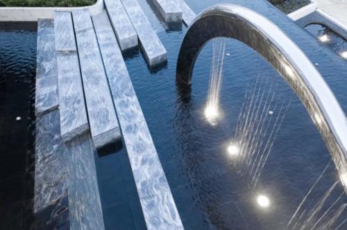 四川数字水帘---新时代水景的立异产品