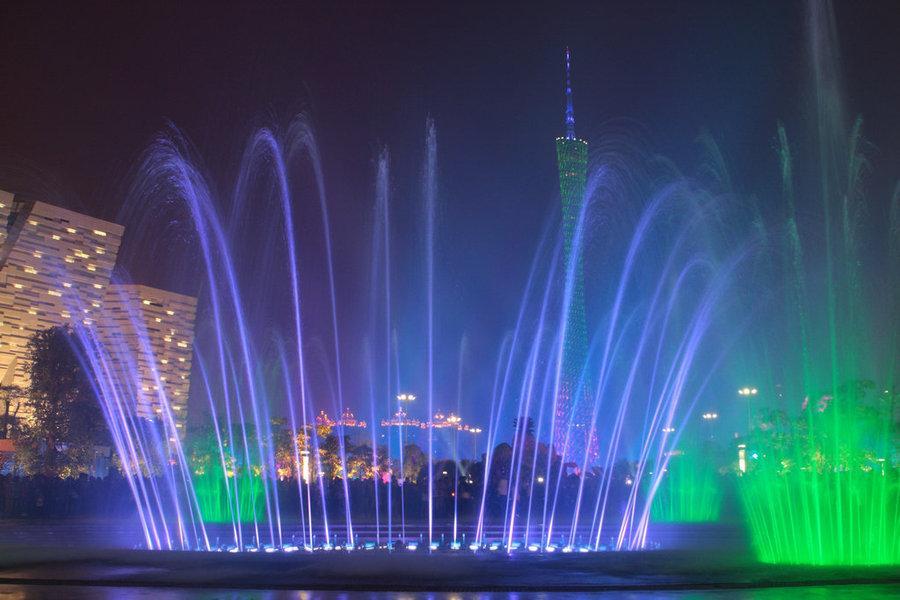 四川广场音乐喷泉设计施工一起来了解一下吧