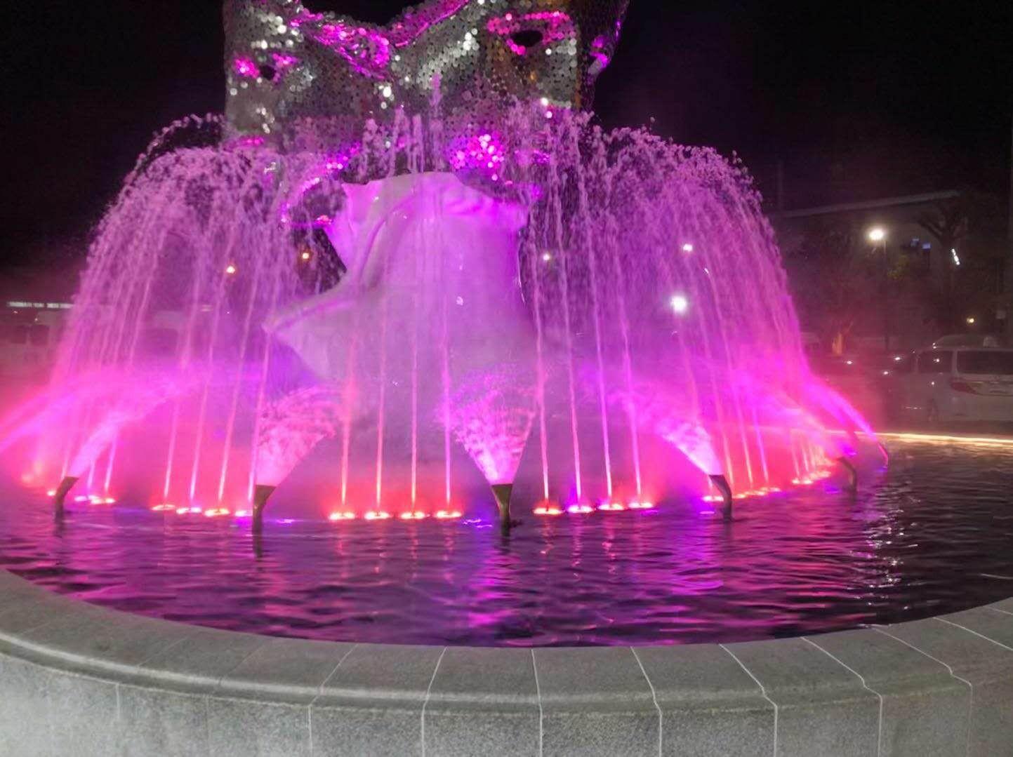 四川互动喷泉厂家