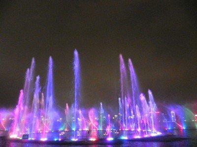 现在都有些什么喷泉?四川广场音乐喷泉小编告诉你
