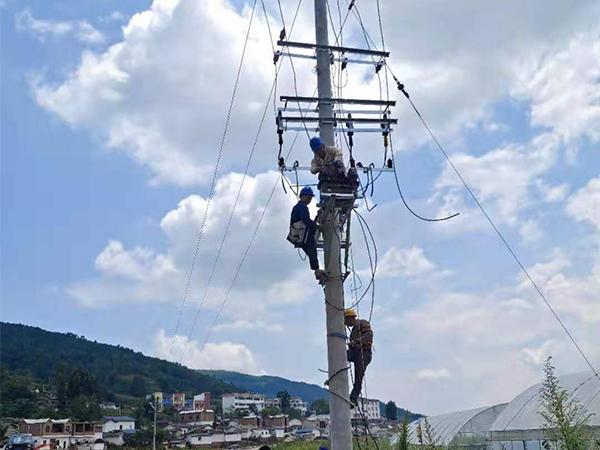 四川电力设备调试案例:普格县农业农村局电力设备采购安装项目