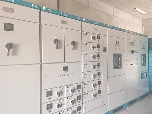 四川配电柜安装工程