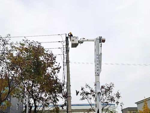 四川电力安装施工