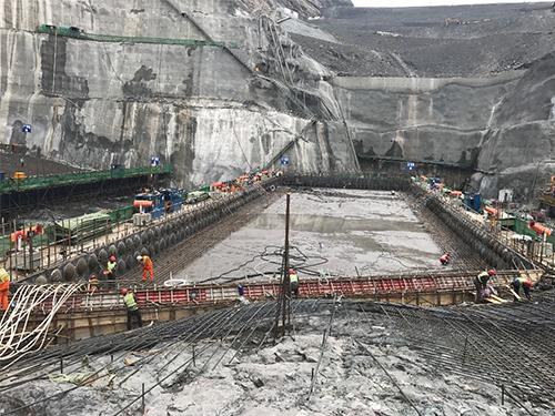 四川水利水电工程施工
