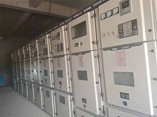 四川配电柜安装公司