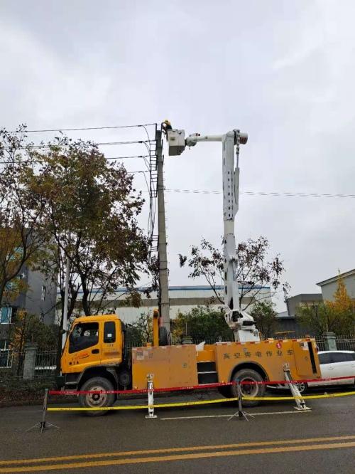四川电力工程施工