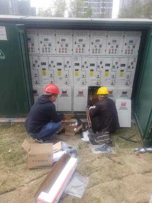 四川电力设备调试