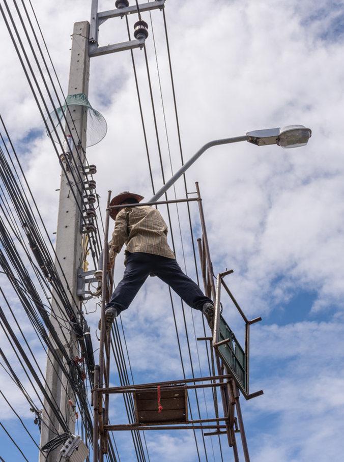 四川电力安装工程节能小技巧