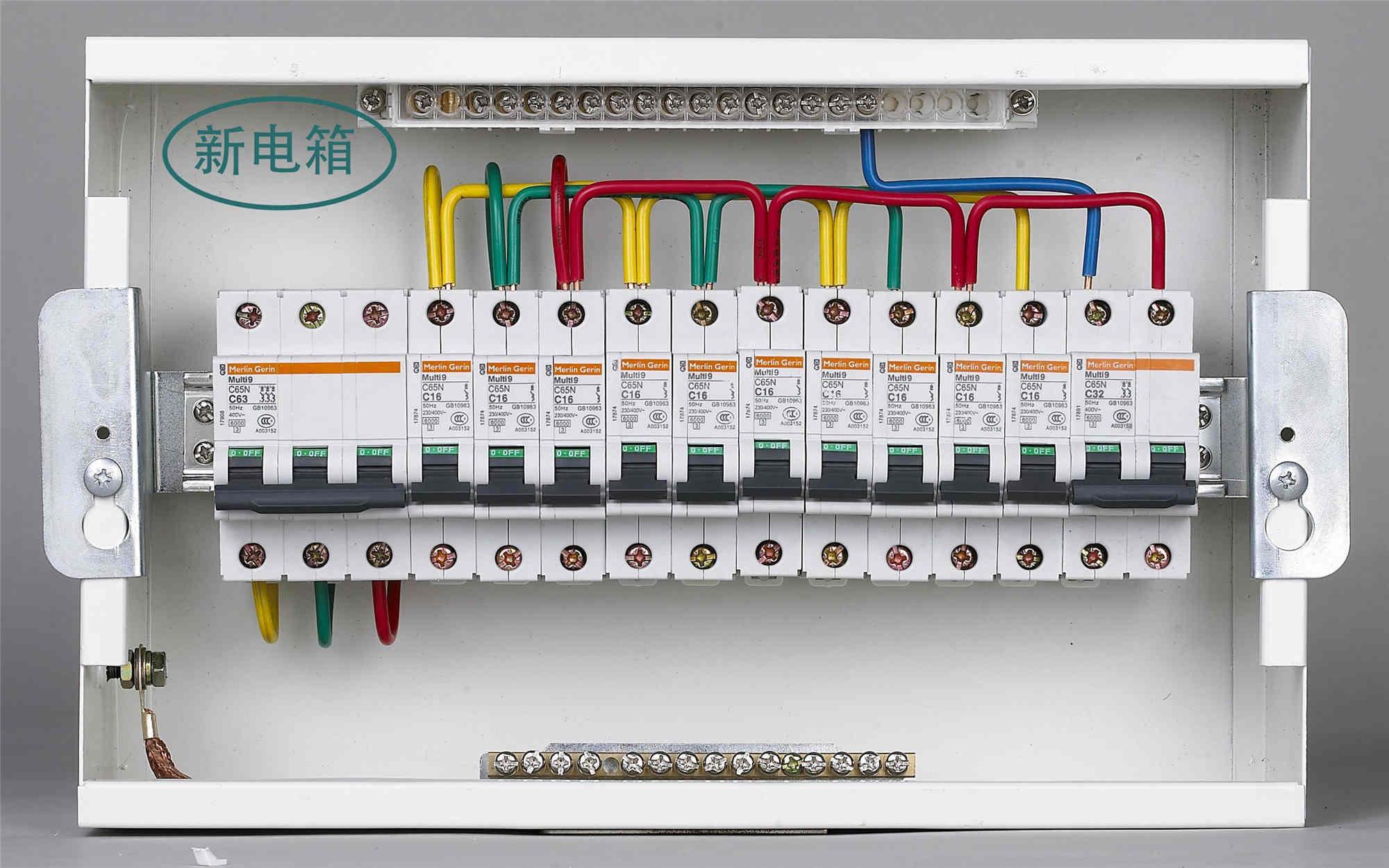 弱电工程配电箱安装禁忌及注意事项