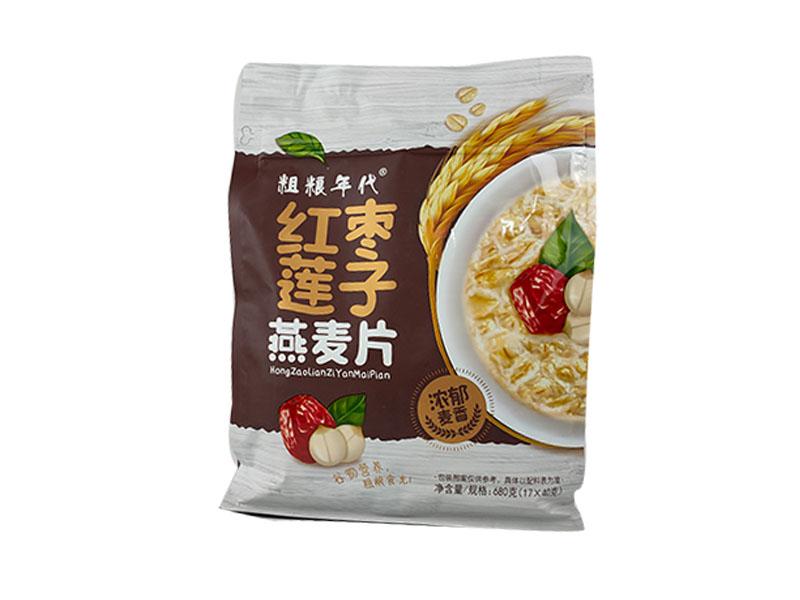 安阳红枣莲子燕麦片