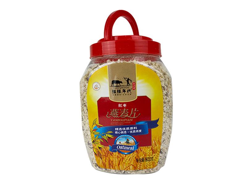 燕麦片桶装900克