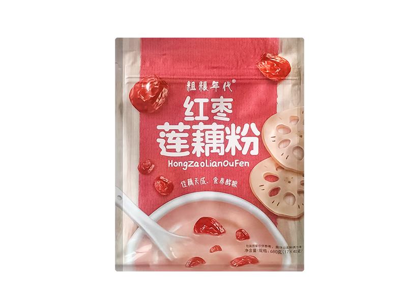 红枣莲藕粉