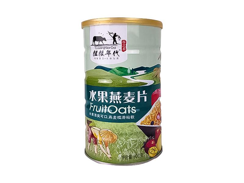 水果燕麦片