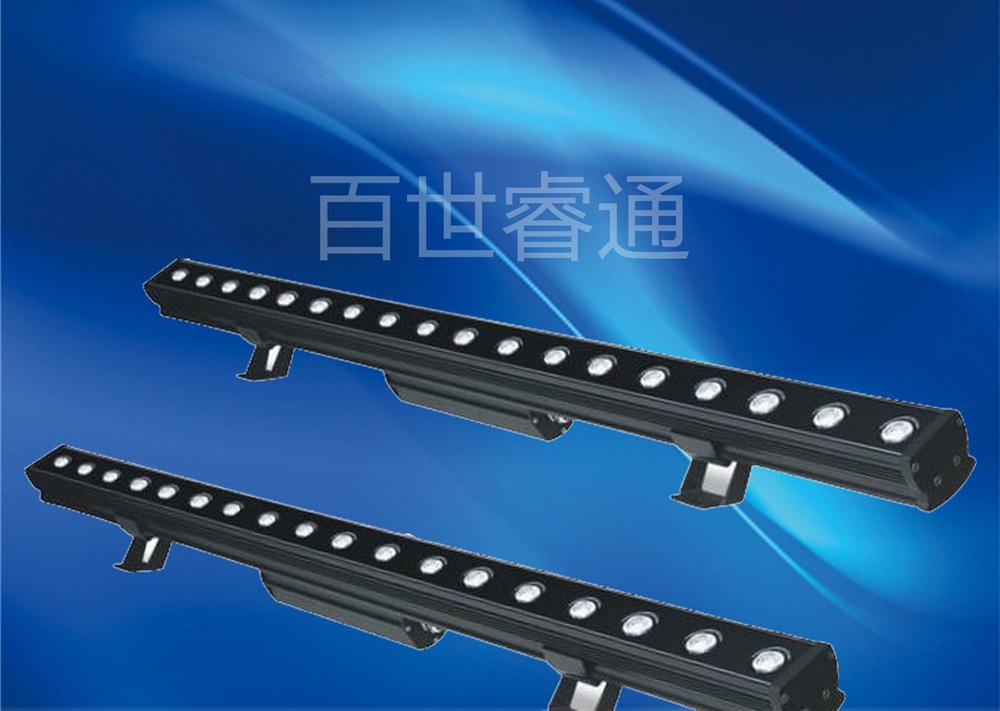 目前市场上常见的成都led洗墙灯的透镜都有哪些材质