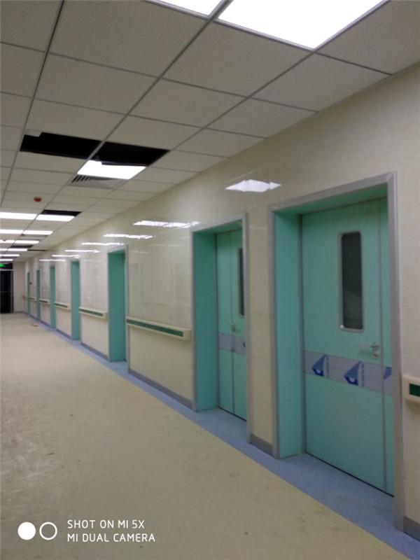医院专用门用于商洛市中心医院(三甲)