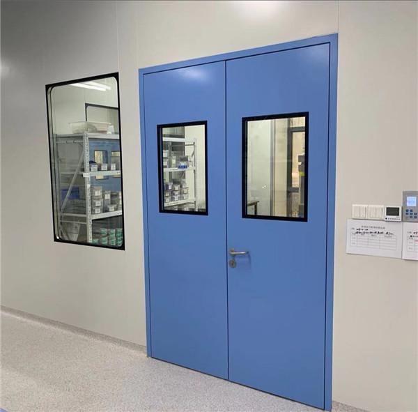 你知道钢制洁净门有哪些优点?快去收藏吧!