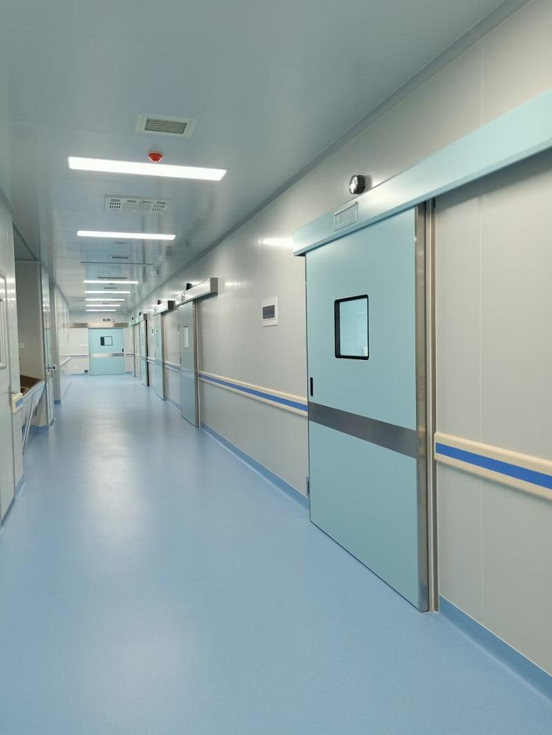 医用气密门应用于延安大学附属医院改造项目
