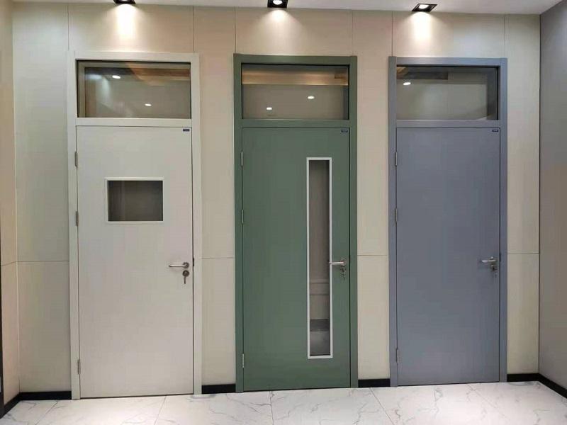 克拉玛依学校钢质门