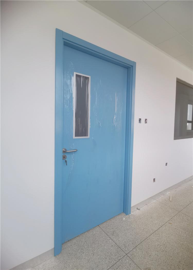 钢制医院门