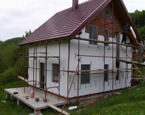 别墅保温工程