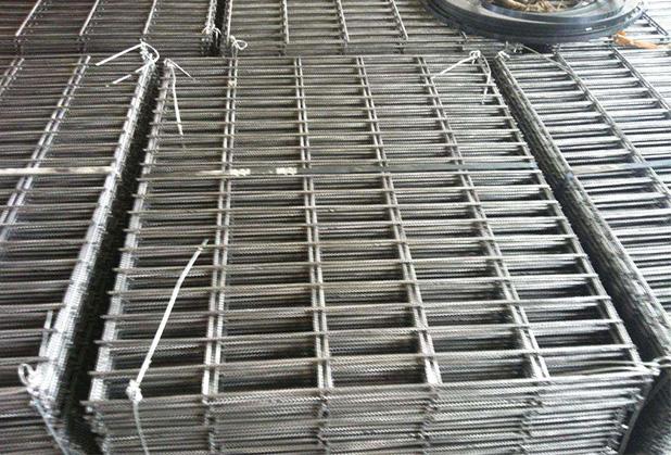 关于四川钢筋网片在建筑中的安装和注意要点!