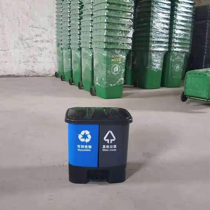 西安分类垃圾桶