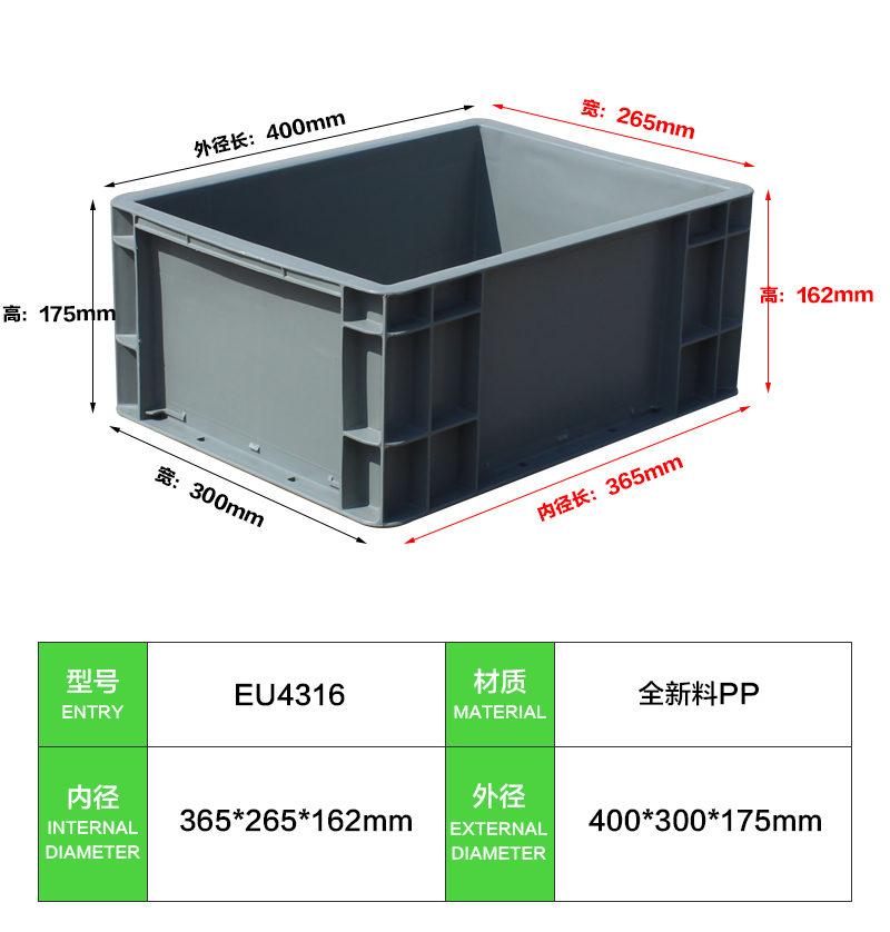 EU4316箱