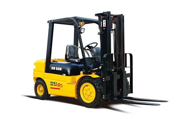 新时代物流搬运市场的新宠—半电动堆高车