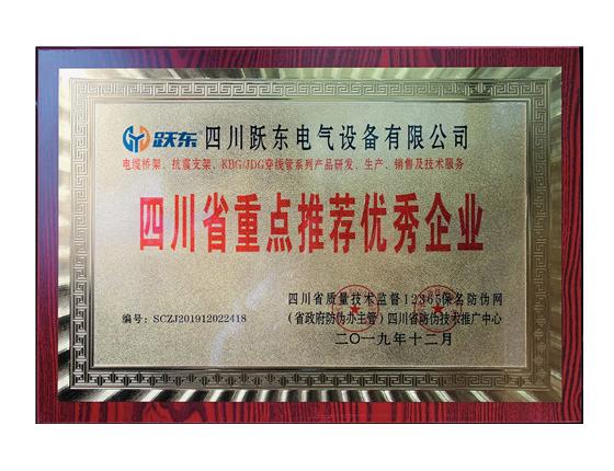 四川跃东电气重点推荐企业