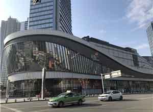 成都龙湖滨江天街案例展示
