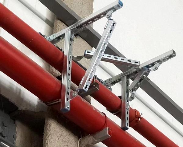 成都抗震支架水管批发,成都抗震支架制作