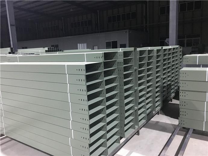 四川电缆桥架施工