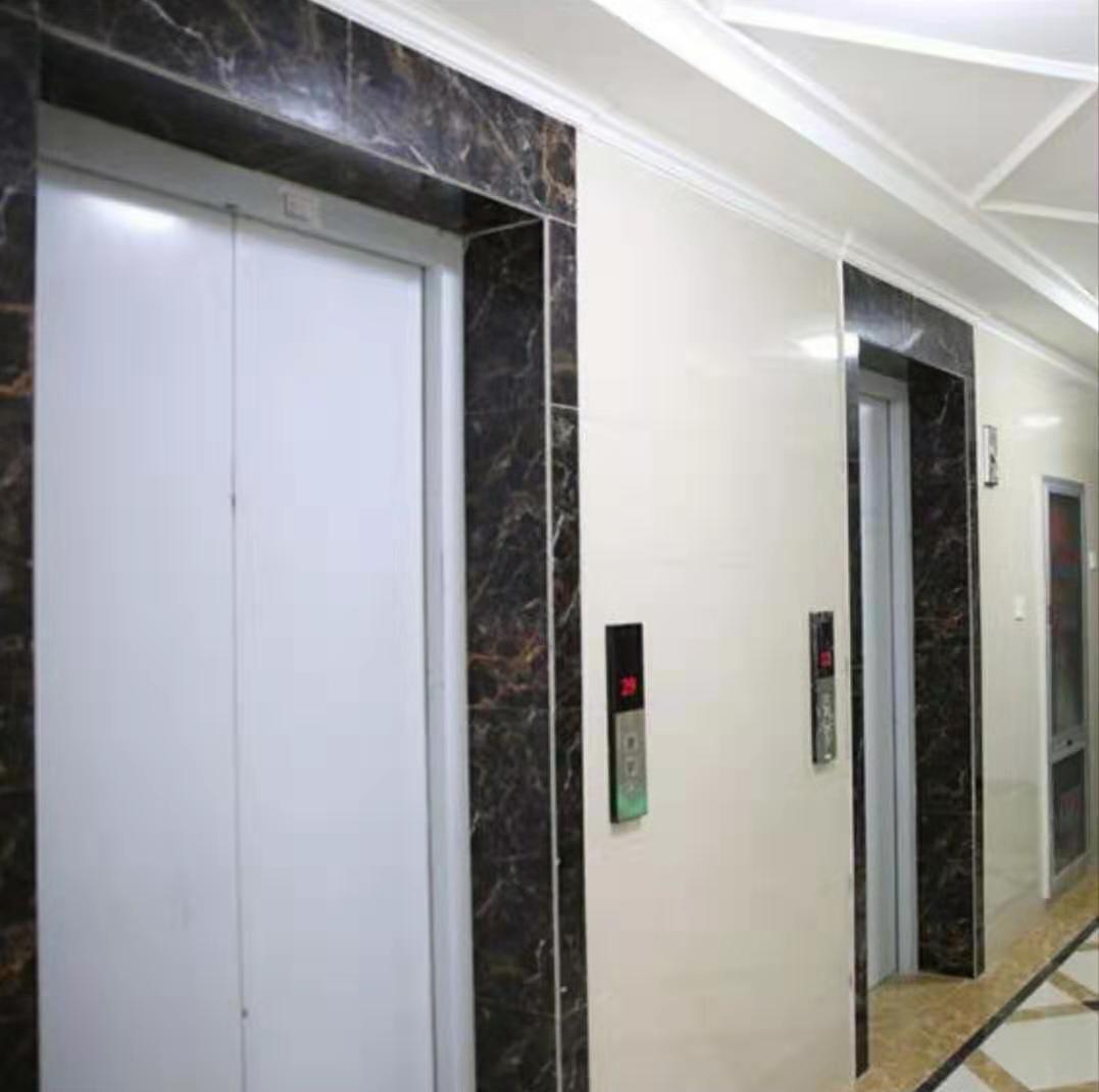 南阳客梯安装案例