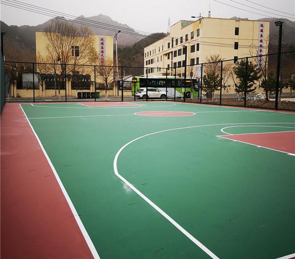 北京市怀柔区琉璃庙镇政府篮球场工程