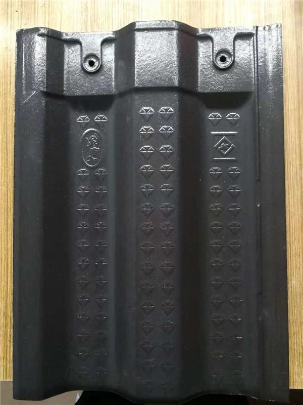 湖北陶瓷瓦销售—深灰