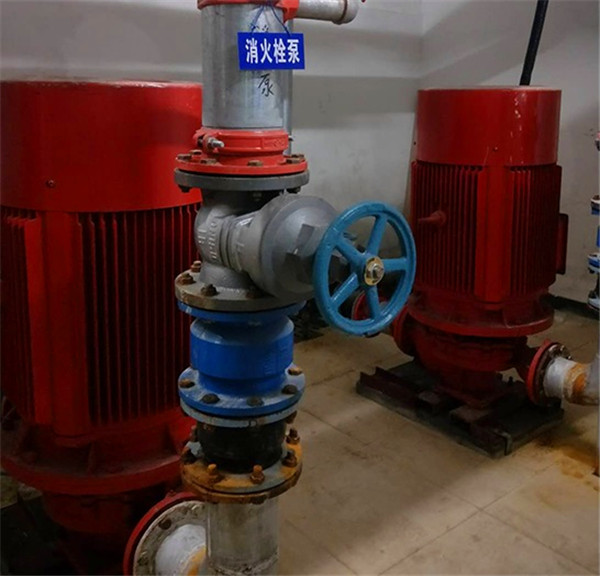消防水泵安装案例展示