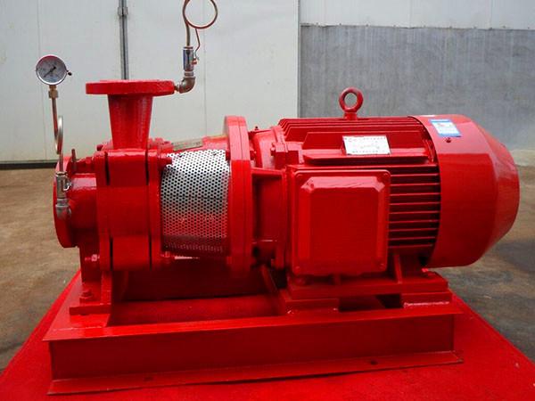 宁夏消防水泵安装