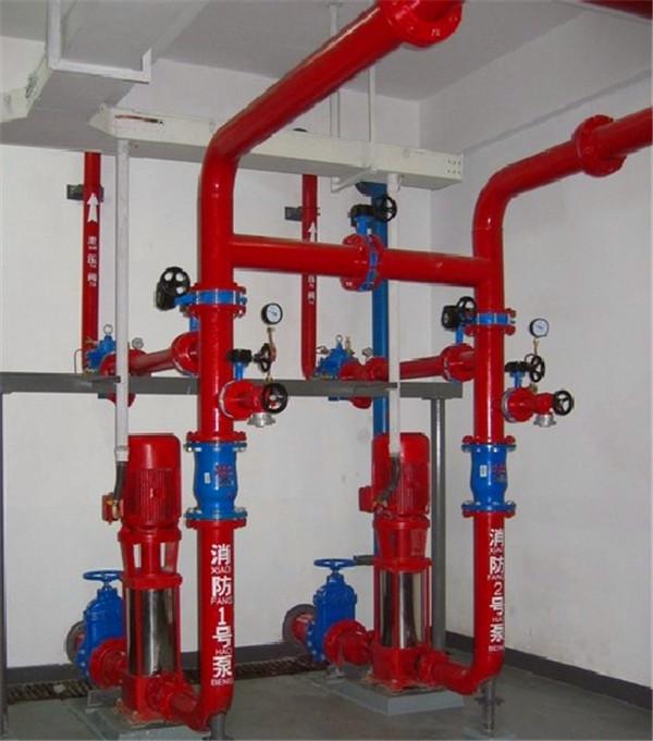 宁夏消防水泵厂家