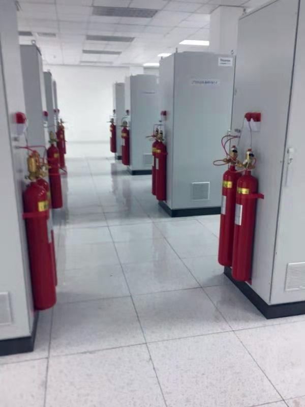 消防气体灭火控制器安装