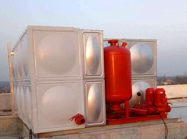 消防水泵安装