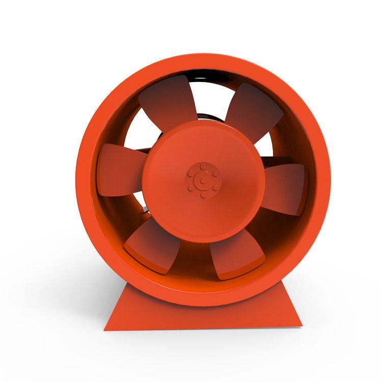 充分了解宁夏消防排烟风机的常见故障,才能更长久的使用它!
