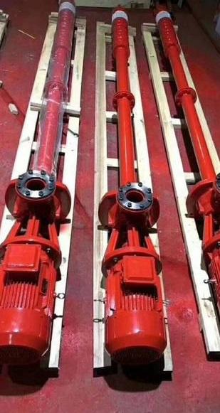 你肯定还不知道干式电机消防水泵产品的5大特点!