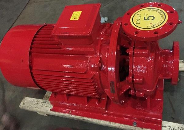 这些关于宁夏消防水泵的引水方式你都知道吗?