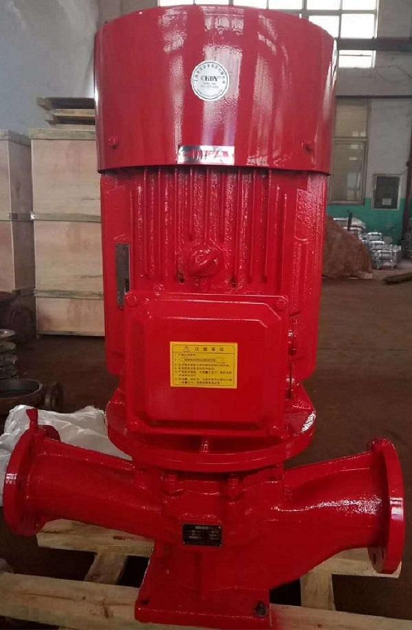 宁夏消防水泵