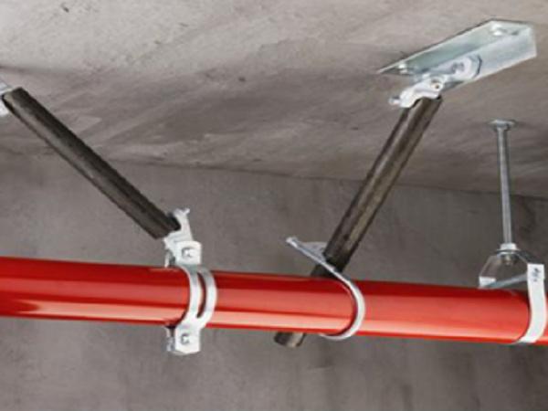 城市综合管廊采用专用宁夏消防抗震支架的优点有哪些?主要体现在以下多个方面?