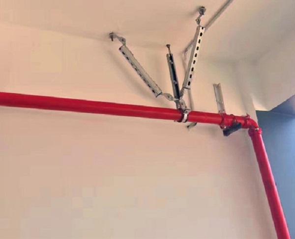 一般宁夏消防抗震支架经常在这些情况下被使用,你知道吗?