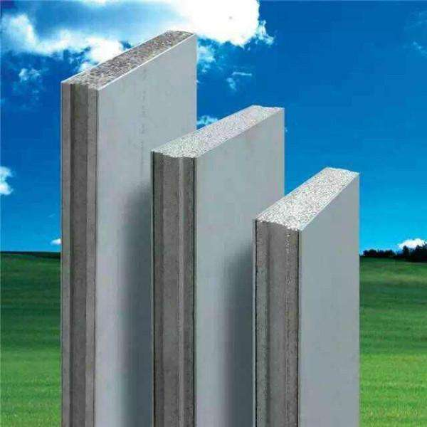 什么是聚苯颗粒水泥发泡轻质隔墙板?