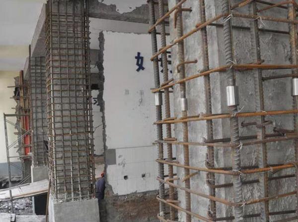 河南结构加固工程
